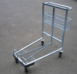 Airport Trolley 3