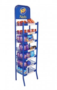 KP Nuts Display Stand_