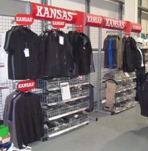 Kansas shop in shop