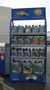 Oil Stand