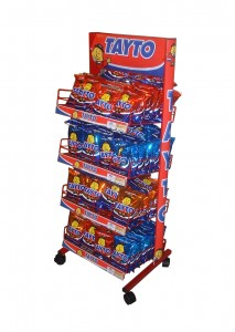 Tayto Dublin small floor unit