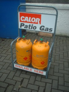 Calor Patio Gas