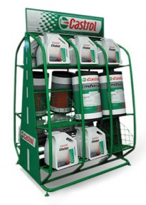 Castrol - double sided_