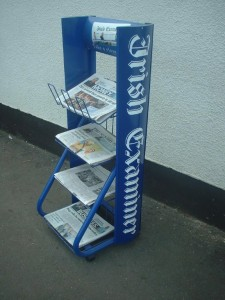 cork examiner b (best) Fllor stand